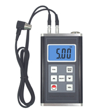 LANDTEK TM-8818 Accuracy Ultrasonic Thickness Meter Use For Measuring Thickness and Corrosion of Pressure Vessels Power Station.