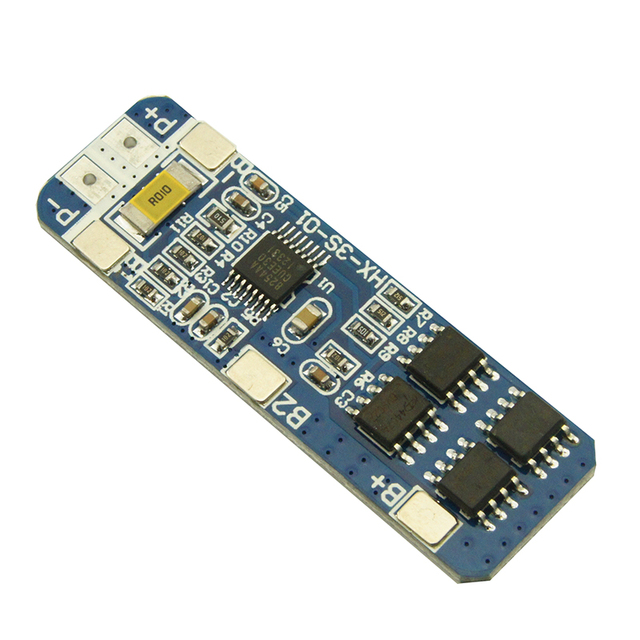 Hot 3C 3S 10A 12V Lithium Battery Charger Protection Board Module for 3pcs 18650 Li ion Battery Cell Charging BMS 10.8V 11.1V 12
