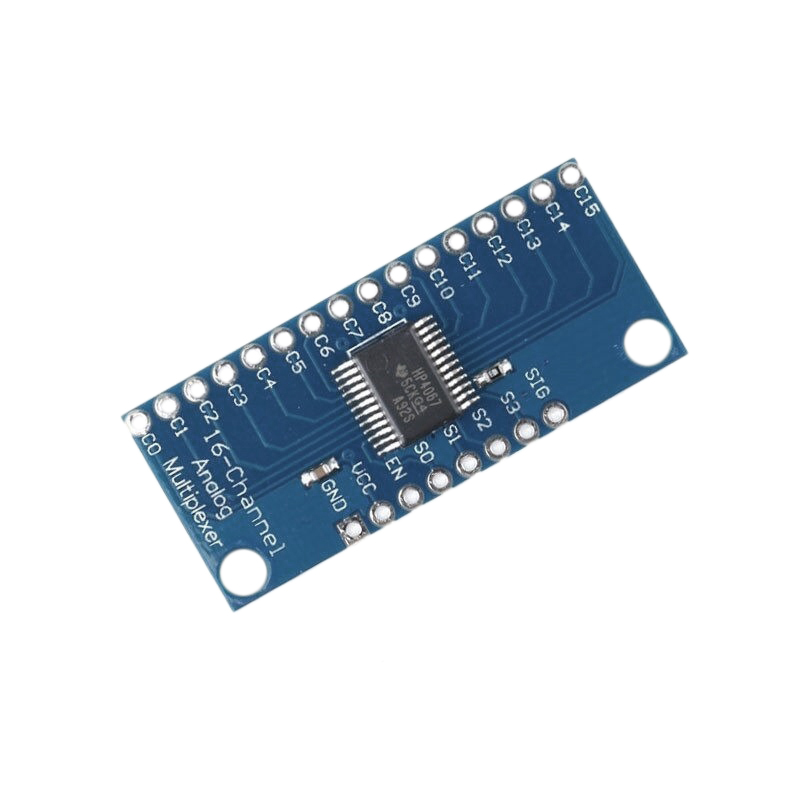 AAY-16CH Analog Digital MUX Breakout Board CD74HC4067 Precise Module For Arduino