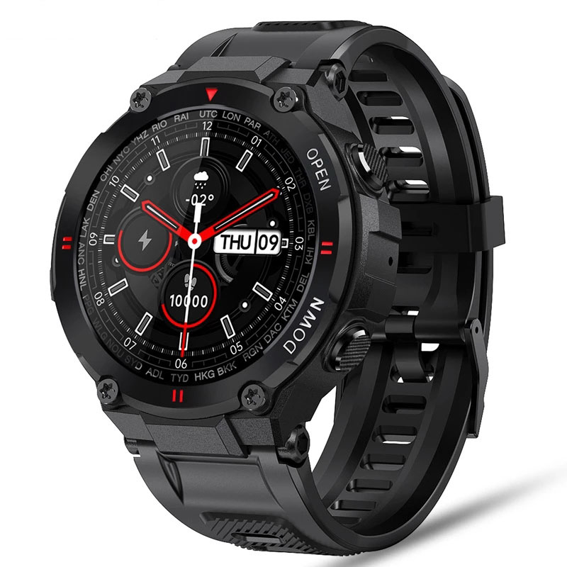 2021 Smart Watch Men Bluetooth Call Sport Fitness Multifunction Music Control Alarm Clock Reminder Smartwatch Man Sports Watch