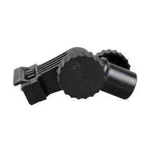 Image 3 - YONGNUO LED light mounting bracket Hot shoe Mount Light Stand Bracket Swivel For Monitor LED  YN300 III YN600L II  YN608