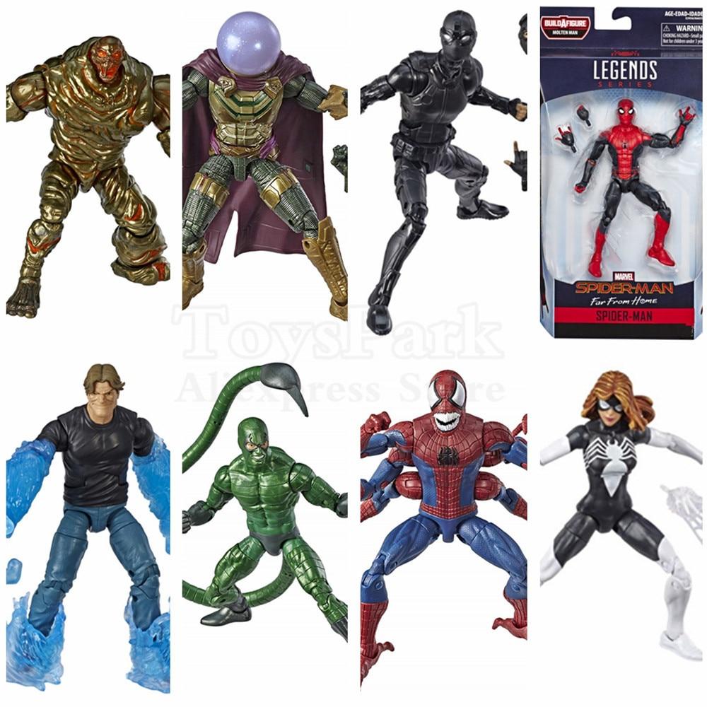 Marvel Legends Far From Home Spider Man 6