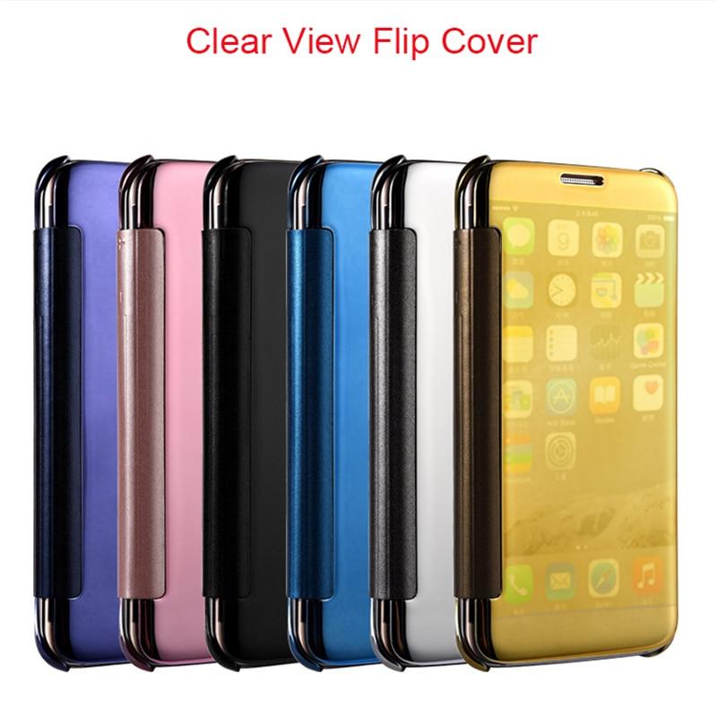 Luxusní zrcadlové pouzdro se zlatým zrcadlem pro iPhone 5s 6 6S 6 plus 7 8 plus X Xr Xs Max. Zadní kryt Capa
