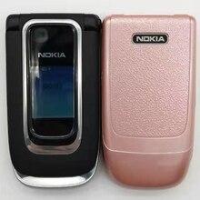 Reacondicionado desbloqueado 6131 Original teléfono móvil Nokia 6131 barato GSM Cámara FM Bluetooth buena calidad teléfono Multi Teclados
