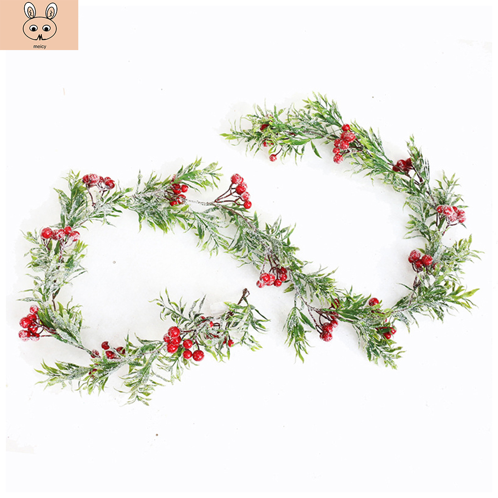 Artificial Vine Christmas For Home Wedding Decor Bridal Accessories Clearance Fake Floristic Diy Wreath Gift Party Supplie 170CM