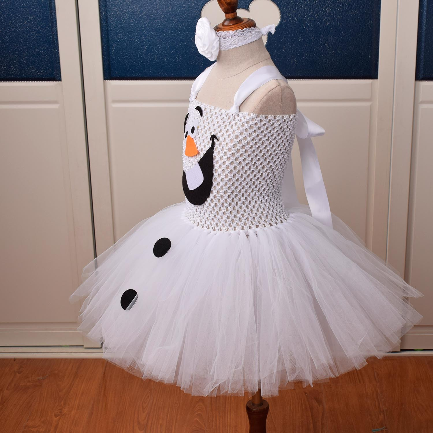 Infant olaf costume