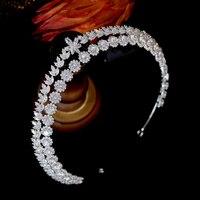 Asnora luxury cubic zirconia brida
