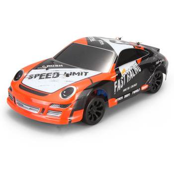 Wltoys A252 1:24 4WD Electric 4x4 Drive Remote Control Car 2.4GHz Racing Planning Off-road Drift Car Speed 35km Alloy Material