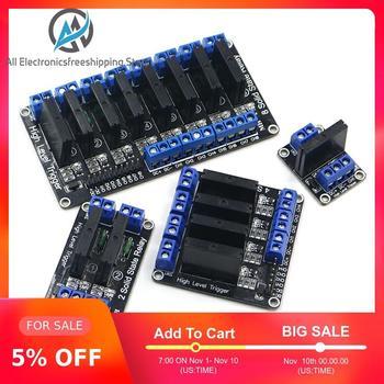 Твердотельное реле для Arduino