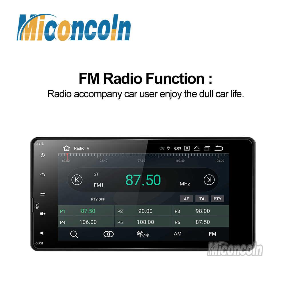 COLD7060 Android 9.0 2G + 32G Xe DVD Video Radio Đồng Hồ Định Vị GPS Cho Mitsubishi Outlander Lancer Asx 2012 2013 2014