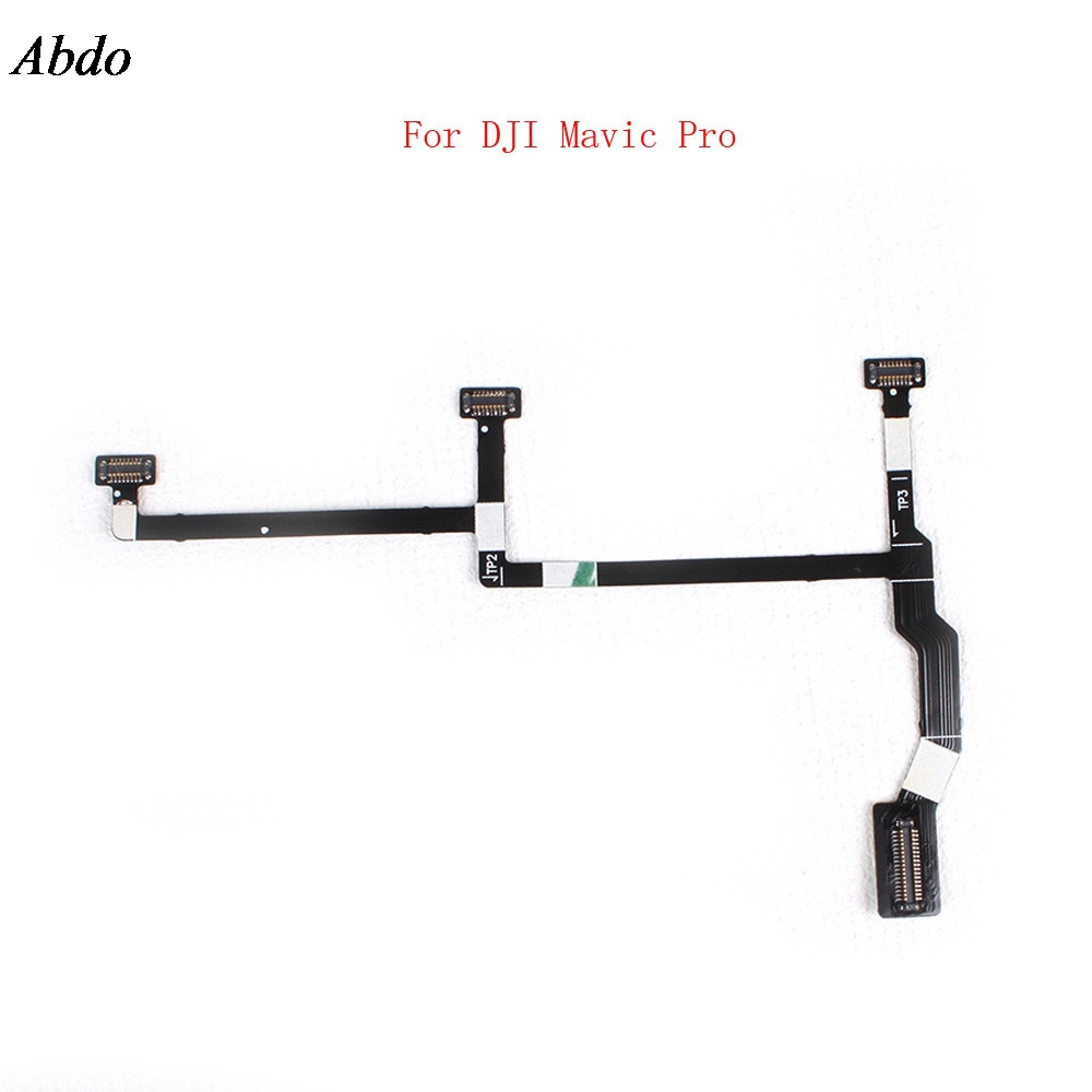 Abdo RC Cable Replacement Part For DJI Mavic Pro Drone Flexible Gimbal Flat PCB Ribbon Flex Cable Layer 0A