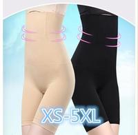 S-5XL moldeador de cintura alta para mujer, bragas de Control de adelgazamiento, faja correctiva súper elástica para el cuerpo, Pantalones de mujer, faja interior