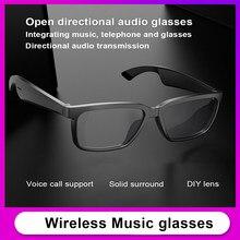 Auriculares A2 Frames con Bluetooth 5,0, auriculares inalámbricos inteligentes Con altavoz incorporado, gafas de música para ciclismo al aire libre, Auriculares deportivos con micrófono