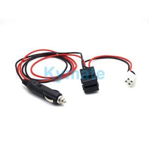 Image 4 - Radio Power Cord Cable for Yaesu FT 450 FT 991 Kenwood TS 480HX, TS 480SAT ICOM IC 7000 IC 7600  FT 450, FT 2000
