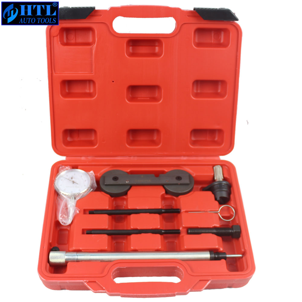 T10171A Engine Timing Tool Kit  For VW AUDI 1.4/1.6FSi 1.4 TSi 1.2TFSi/FSi Inc Dial Gauge Tdc & Locking Tools