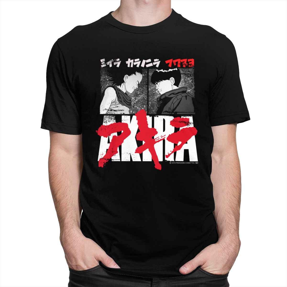Akira Tetsuo Kaneda Manga Neo Tokyo Anime Unisex Tshirt T-Shirt Tee ALL SIZES