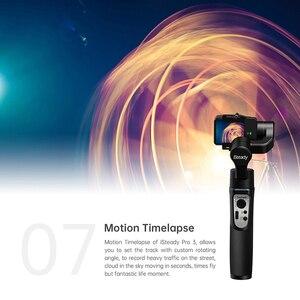 Image 4 - Hohem iSteady פרו 3 3 ציר כף יד Splash הוכחה Gimbal מייצב עבור DJI אוסמו פעולה GoPro גיבור 7 6/5/4/3 Sony RX0 עבור SJCAM