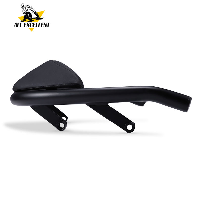 For Honda 2017-2018 FORZA 300 FORZA300 Accessories Motorcycle 2017 2018 Forza 300 Passenger Rear Backrest Pad Support Sissy Bar