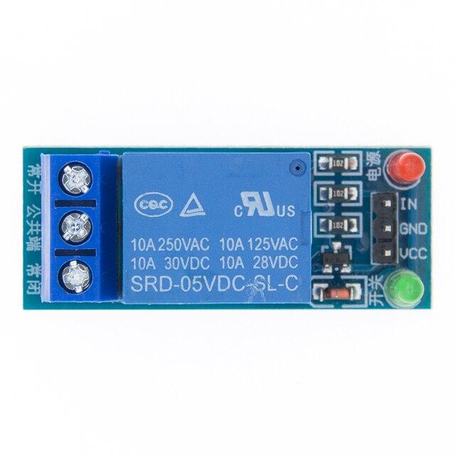 50 قطعة/الوحدة 1 قناة 5 فولت وحدة التتابع مستوى منخفض ل SCM الأجهزة المنزلية التحكم