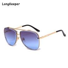 Модные мужские солнцезащитные очки polit брендовые дизайнерские