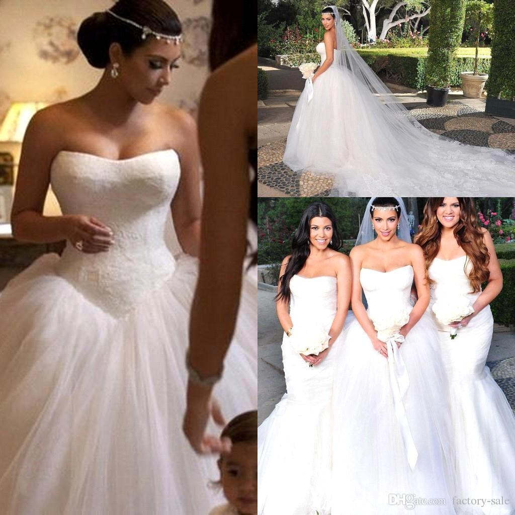 Nouvelle robe de mariée mode robe de bal chérie robes de mariée robe de mariée robe de bal Designer Discount