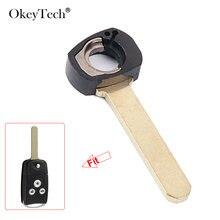 Ключ okey tech складной для автомобиля ключ дистанционного управления