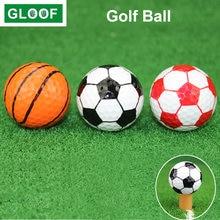 Мячи для тренировок по футболу баскетболу гольфу 427 мм 1 шт