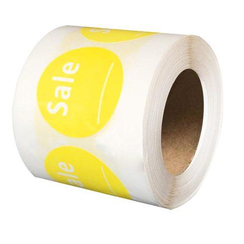 venda writable desconto tag por cento fora das etiquetas preco nota 1 5 polegada adesivos
