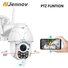 Wireless HD 8LED 1080P PTZ Camera WIFI Outdoor Dome Home Security IP Camera Surveillance 2MP Onvif Waterproof Night Vision CCTV цена 2017