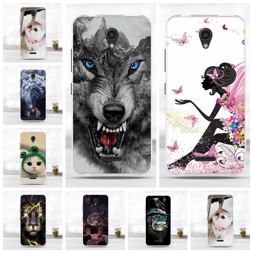 <font><b>Case</b></font> <font><b>For</b></font> <font><b>Lenovo</b></font> A1010a20 A2016a40 Soft Silicone TPU Fashion Cartoon Pattern Painting Back Cover <font><b>Case</b></font> <font><b>For</b></font> <font><b>Lenovo</b></font> <font><b>A1010</b></font> A Plus image