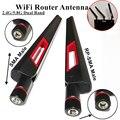 Двухдиапазонная Антенна для маршрутизатора ASUS AC88U AC87U RP SMA, универсальный усилитель, WLAN Wi-Fi антенный усилитель, 2,4G 5,8G, 2 шт.