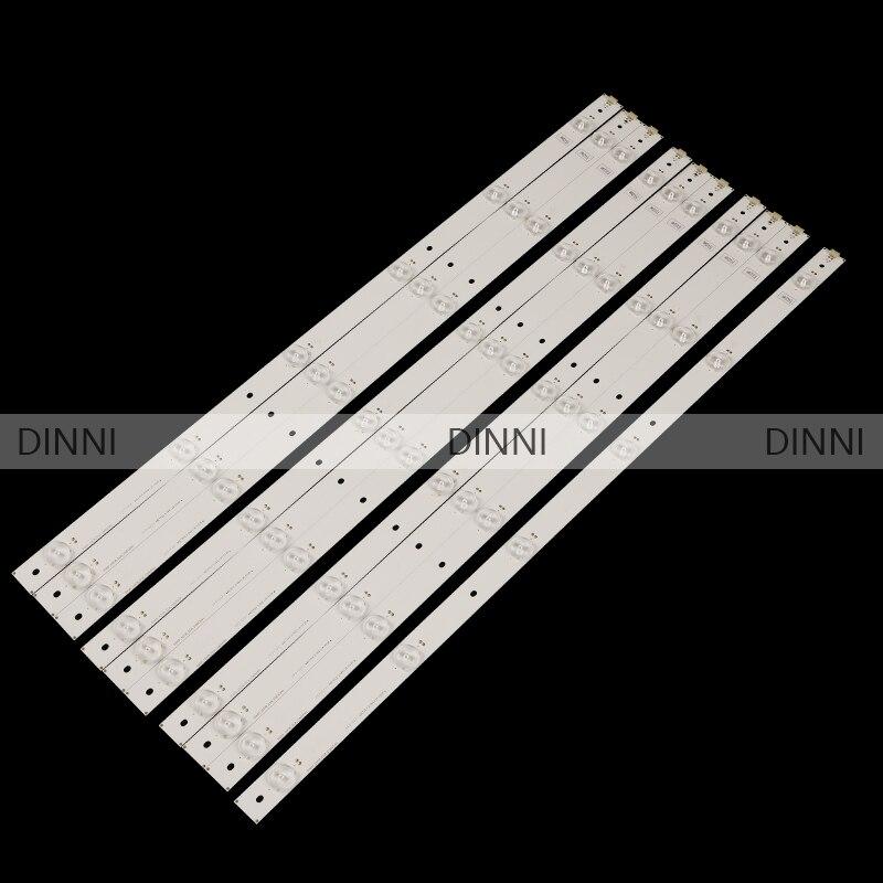 Led Backlight For LED55EC620UA Strip SVH550AF2 6LED REV02 150410 Lcd Screen HD550DU-B5