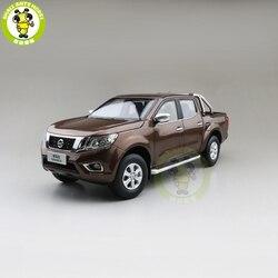 1/18 NAVARA Truck Pickup suv Diecast Metal Model Car Toys Boys Girls Gifts