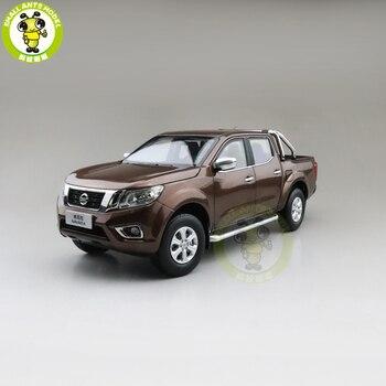 1/18 NAVARA camioneta suv Diecast Metal, modelo de coche, juguetes para niños y niñas, regalos