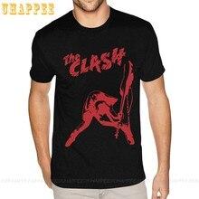 미국 품질 표준 충돌 런던 전화 티셔츠 남자 독특한 여름 짧은 소매 도시 T 셔츠 독특한 의류