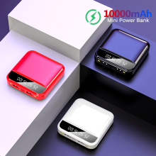 10000mAh Mini Power Bank For Xiaomi Phone 10000 mah Portable