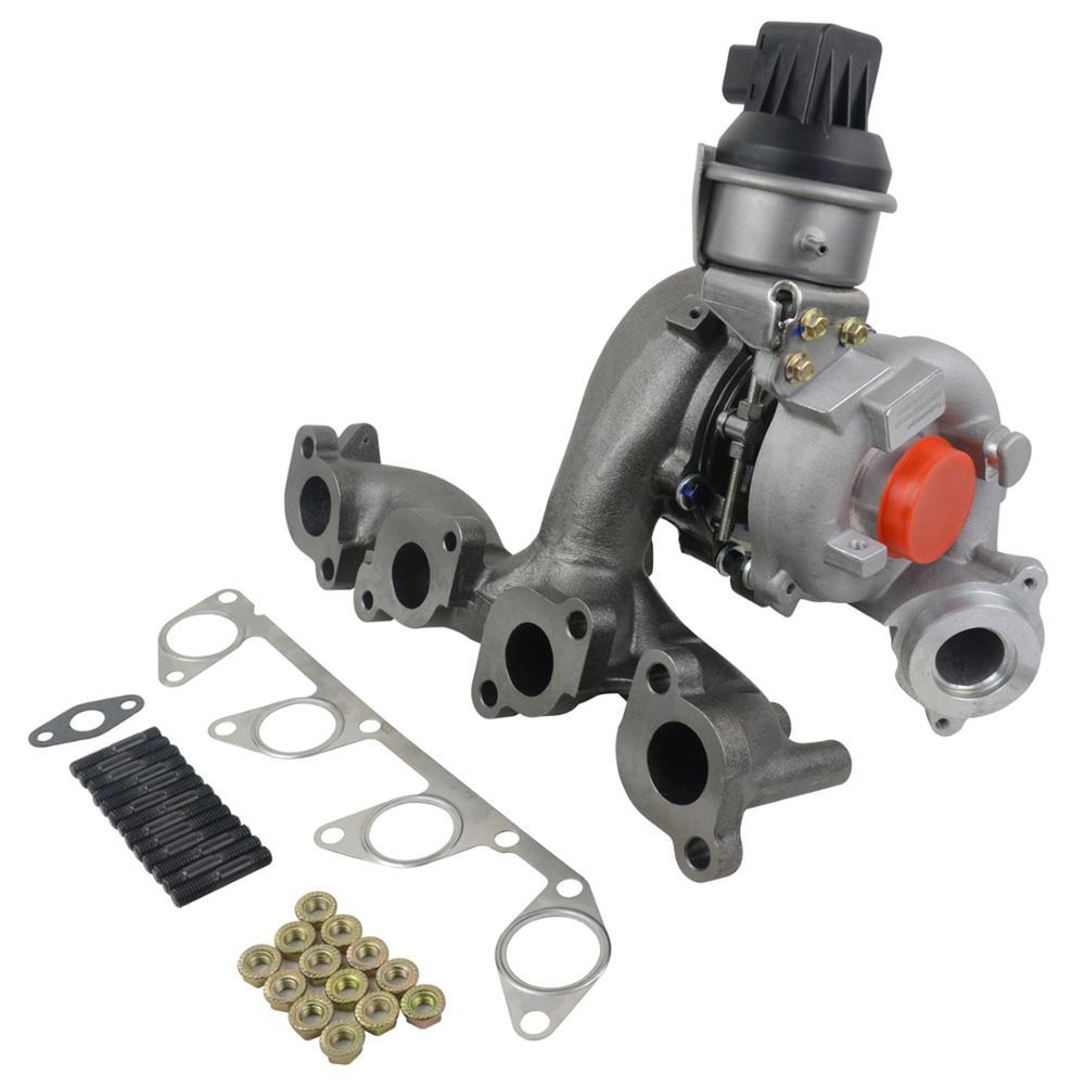 Turbocompressor turbo ap01 com atuador, para vw golf jetta beetle tdi 2.0l 103kw 140hp › 53039880206