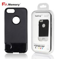 Dr.Memory Multi function Wireless Memory Expansion Case For iPhone 7 6S 6 Shockproof TF Card Reader Memory Case Cover