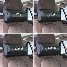 1 шт., автомобильные подушки для подголовника Mazda 3 mazda 6 CX 5