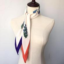 scarf hijab silk beach shawl plaid size for women foulard femme bufandas