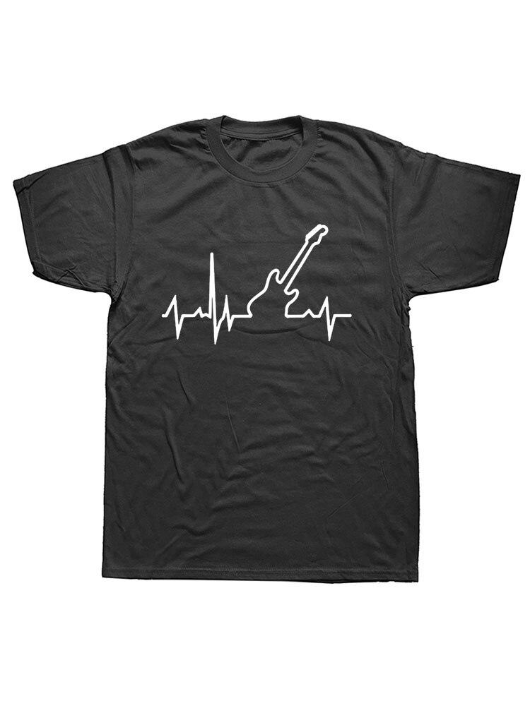 American Football Heart Beat Pulse T-SHIRT Clothing Sports Gift birthday funny