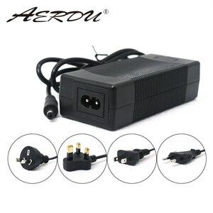Image 3 - Paquete de batería de iones de litio AERDU 4,2 v 3A cargador Universal EU US UK AU Plug AC 100V 240V DC5521 adaptador de enchufe de pared tipo fuente de alimentación