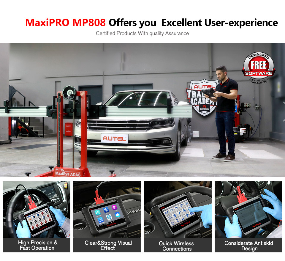 Image 3 - Autel MAXIDAS DS808 MP808 Diagnostic Scanner Tool OBD2 Scanner OBDII Automotive tools Update Autel DS708 as Autel MaxiSys MS906-in Car Diagnostic Cables & Connectors from Automobiles & Motorcycles