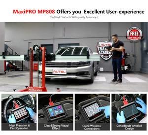 Image 3 - Autel MaxiPRO MP808 Diagnose Scanner Werkzeug OBD2 Scanner OBDII Automotive werkzeuge wie MAXIDAS DS808 MaxiSys MS906 Update von DS708