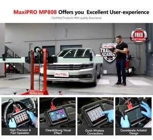Image 3 - Autel MaxiPRO MP808 teşhis tarayıcı aracı OBD2 tarayıcı OBDII otomotiv araçları olarak MAXIDAS DS808 MaxiSys MS906 güncelleme DS708
