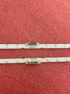 Image 3 - 2Pcs Led Backlight Strip Voor UE55NU7170U UE55NU7100 UE55NU7300 BN96 46033A 45913A BN61 15485A AOT_55_NU7300_NU7100 LM41 00566A