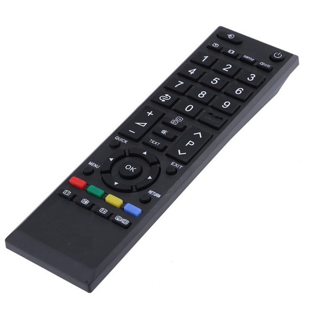 Universal Smart LED HD TV Remote English Remote Controller Replacement For Toshiba