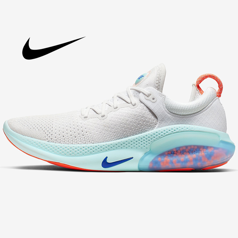 Original Authentic Nike Joyride Run FK Men's Nike Sneakers Running Shoes Outdoor Jogging Comfortable Trend New AQ2730