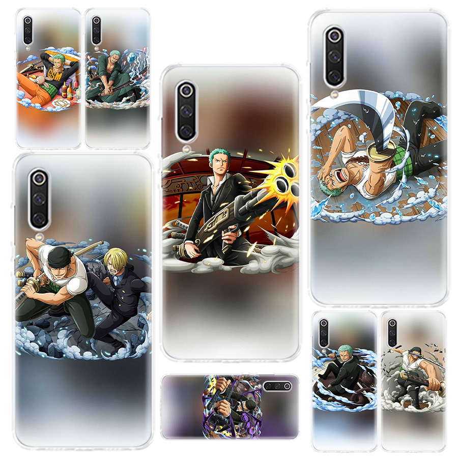 Erilles Phone Case For Xiaomi Redmi Note 8 7 7S 7A 6 S2 GO K20 Pro + 6A Mi 6X 5X A1 CC 9 8 Cover Soft Sea Patrol Phone Shell