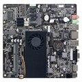 X26 1007U Мини компьютер маленькая материнская плата интегрированное изображение I5Cpu четырехъядерный Набор Мини промышленный компьютер матер...